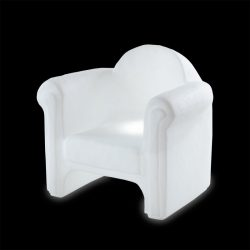 Slide design easy chair
