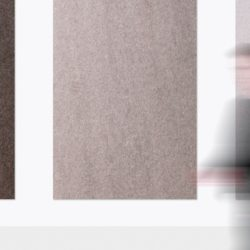 Pet Felt Acoustic Panels De Vorm ReFelt Project Meubilair