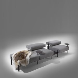 Offecct Lucy banksysteem Project Meubilair