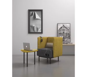 Wize Office Chairs Cosy modulaire sofa Project Meubilair