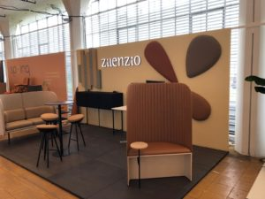 zilezio design district 2019 Project Meubilair